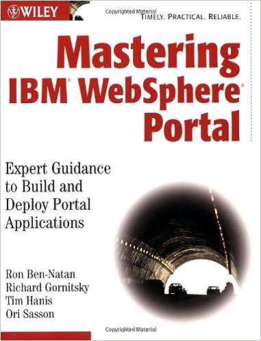 Mastering IBM WebSphere Portal: Amazon.es: Ben-Natan, Ron ...