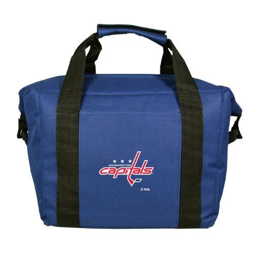 NHL Washington Capitals Soft Sided 12-Pack Kooler Bag