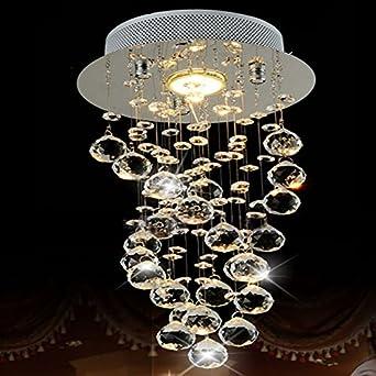 Entzuckend K9 Kronleuchter Abgehängte Decke Licht D200 H550mm, L95 77cm28cm Breite Cmh