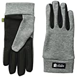 Touch N Go Liner Glove, Heathered Grey, Small