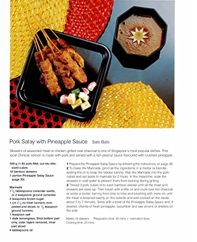 The food of singapore simple street food recipes from the lion city save forumfinder Images