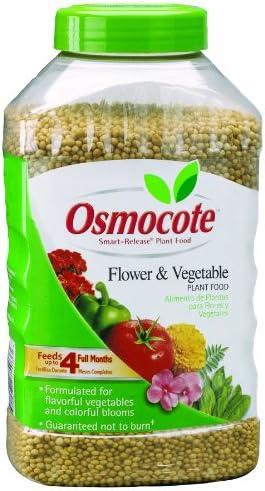 Osmocote Vegetable Smart Release Fertilizers 1 25 Pound product image