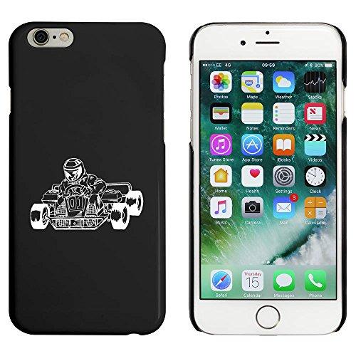 Schwarz 'Kart Fahren' Hülle für iPhone 6 u. 6s (MC00020893)