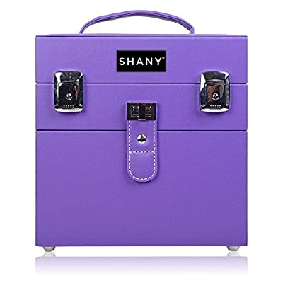 SHANY Cosmetics Pink Matters Nail Accessories Organizer Makeup Case