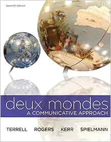 deux mondes 7th edition workbook pdf