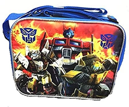 75890475ae74 Transformers Lunch Box - BRAND NEW - Licensed Product