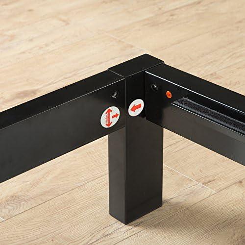 home, kitchen, furniture, bedroom furniture, beds, frames, bases,  beds 5 on sale Zinus Mia Modern Studio 14 Inch Platform 1500H in USA