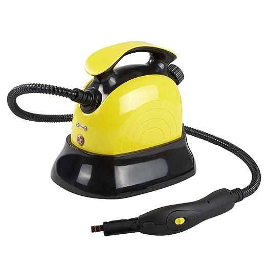 Limpiador de vapor portátil Coco - 10 accesorios de limpieza ...