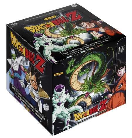 Panini Dragon Ball Z Trading Card Game Starter Box [10 Decks]