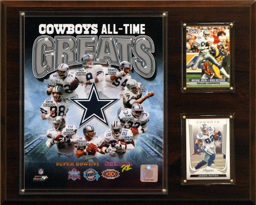 (NFL Dallas Cowboys All-Time Greats Photo Plaque)
