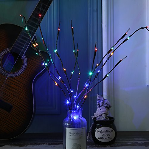 Solar Outdoor Lighted Branches