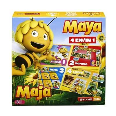 Studio 100 - Juguete para Necesidades Especiales La Abeja Maya (versión en alemán): Juguetes y juegos