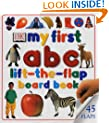 My First ABC Lift-the-flap Board Book