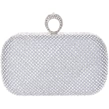 Fawziya Bling Clutch Purses For Women Clutches And Evening Bags