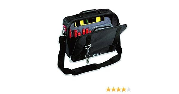 Plano XT271 - Bolsa porta herramientas profesional en tejido especial  reforzado  Amazon.es  Bricolaje y herramientas e2866b007a81
