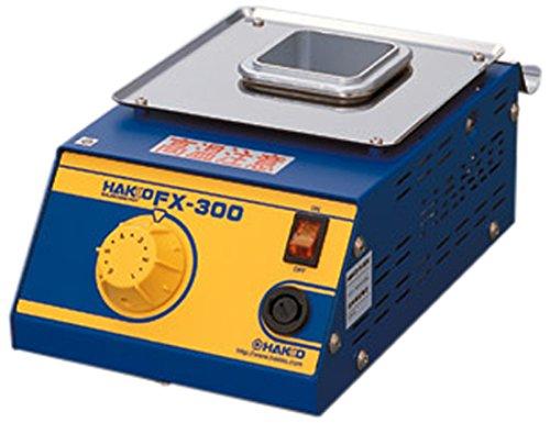 Hakko FX300-03 Lead-Free Soldering Pot, Analog, (Hakko Lead)