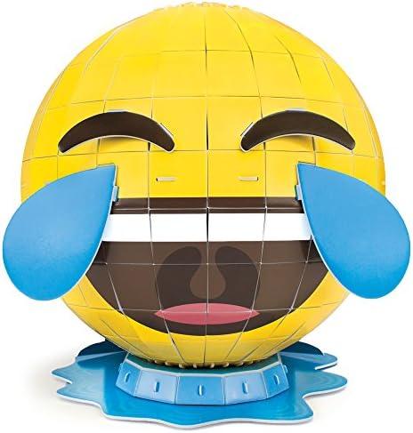 [해외]Waterworks 3D Emoji Model Foam Puzzle with Puddle Display Stand (101 pieces) by Foamworks / Waterworks 3D Emoji Model Foam Puzzle with Puddle Display Stand (101 pieces) by Foamworks