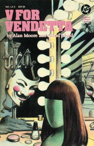 Amazon v for vendetta 1 ebook alan moore david lloyd kindle v for vendetta 1 by moore alan fandeluxe Choice Image