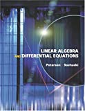 Linear Algebra and Differential Equations 1st Edition