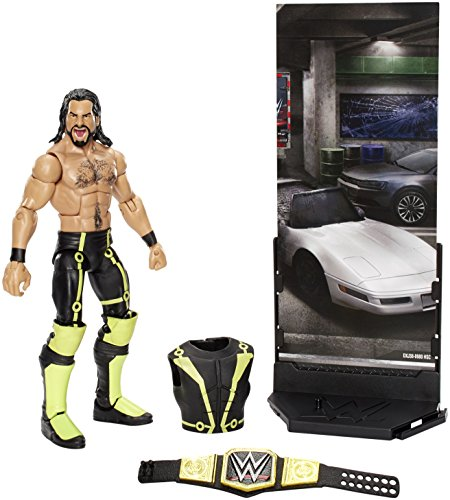 WWE Elite Collection Raw Series #52 Seth Rollins by WWE
