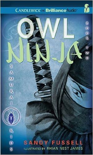 Amazon.com: Samurai Kids #2: Owl Ninja (Samurai Kids Series ...