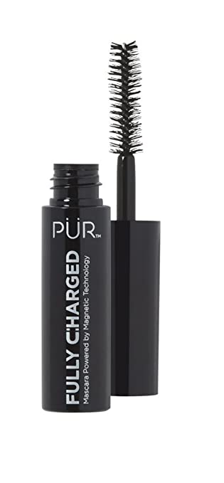 PUR Fully Charged Mascara Black Travel Size