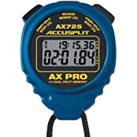 ACCUSPLIT AX725 Dual Line 16 Memory Pro Cronómetro