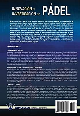 Innovación e investigación en Pádel: Amazon.es: Courel Ibáñez ...