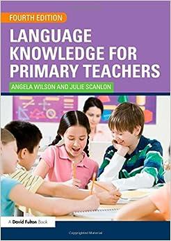 Language Knowledge for Primary Teachers David Fulton Books