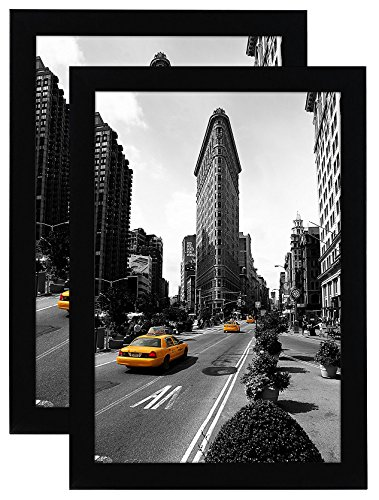 Americanflat 2 Pack - 11x17 Picture Frames - Made for Legal...