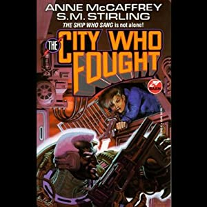 The City Who Fought Audiobook