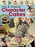 Fun & Original Character Cakes