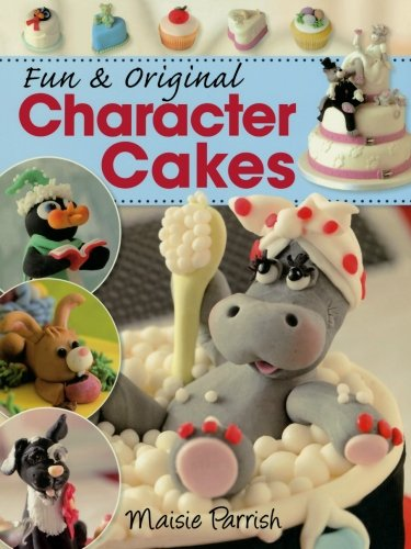 Fun & Original Character Cakes by Maisie Parrish