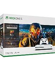 Sconti speciali su Xbox One S 1TB + Anthem [Bundle] e molto altro