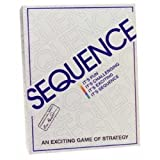 Original Sequence Board Game - Includes Bonus Deck of Cards!