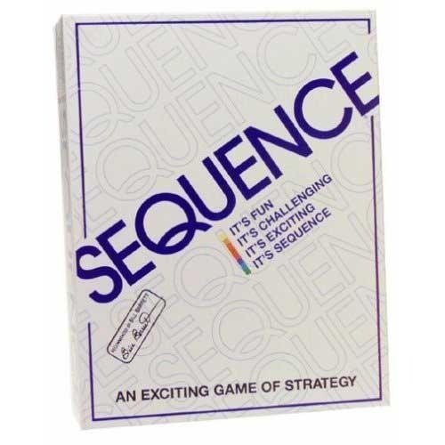 Original Sequence Board Game - Includes Bonus Deck of Cards! by Jax Ltd Inc