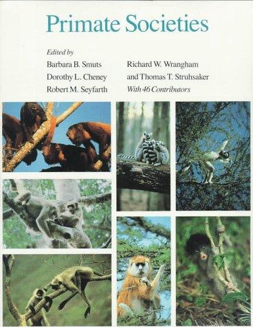 Primate Societies