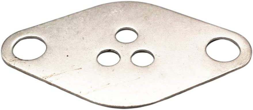 EGR Valve Blanking Plate For Opel//Vauxhall With 1.9 CDTI Engine B Baosity 09