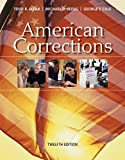 American Corrections (MindTap Course List)