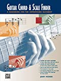 Guitar Chord & Scale Finder: A Handbook for the