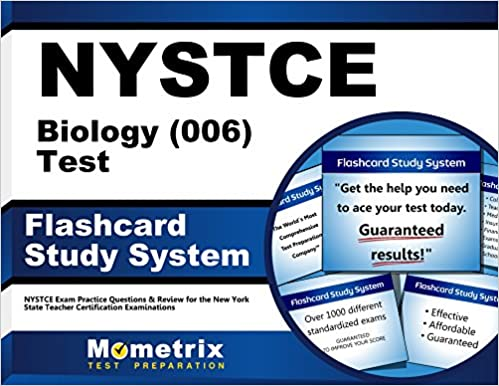 Nystce biology 006 test flashcard study system nystce exam nystce biology 006 test flashcard study system nystce exam practice questions review for the new york state teacher certification examinations cards fandeluxe Gallery
