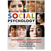 Social Psychology 1st Edition Binder Ready Version with WileyPLUS Set