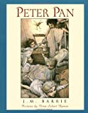 Peter Pan (Scribner Illustrated Classic)