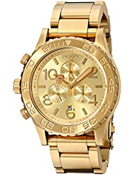 Nixon Womens A037502 42-20 Chrono Watch
