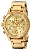 Nixon Women's A037502 42-20 Chrono Watch