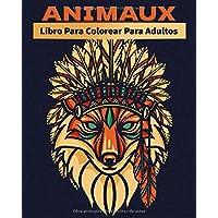 animales Libro para colorear para adultos: animales