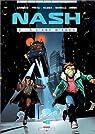 Nash, Tome 2 : A l'est d'Eden par Pécau