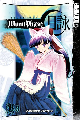 Tsukuyomi Moon Phase Anime - Tsukuyomi: Moon Phase Volume 3