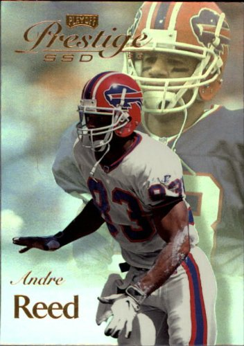(1999 Playoff Contenders SSD Football Card #16 Andre Reed)