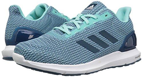Adidas Performance Women's Cosmic 2 SL w Running Shoe, Energy Aqua/Petrol Night/Petrol Night, 7.5 Medium US
